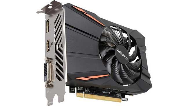 Gigabyte Radeon RX 550 D5