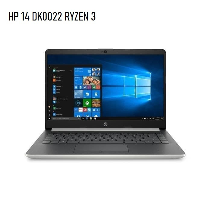 HP 14 DK0022 Ryzen 3