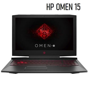 HP Omen 15